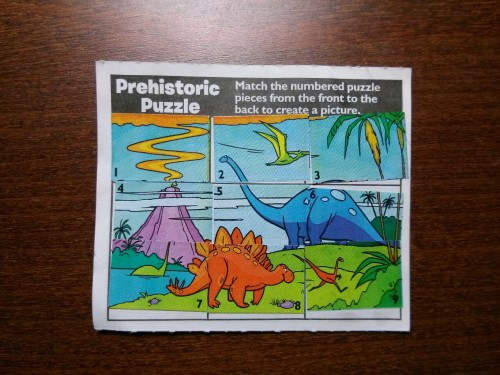 sticker puzzle