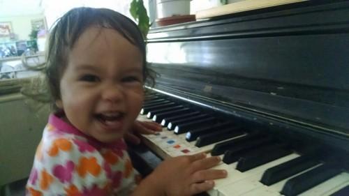 """""""I LOVE PIANO!"""""""