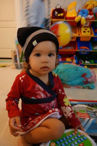 Auntie's hat