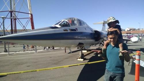 Starfighter at NASA