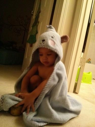 """""""Mousey Towel. Jacha. Tutto towel"""""""