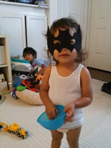 Batgirl cereal