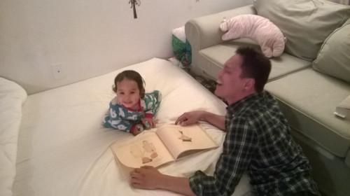 HAHAHA bedtime story