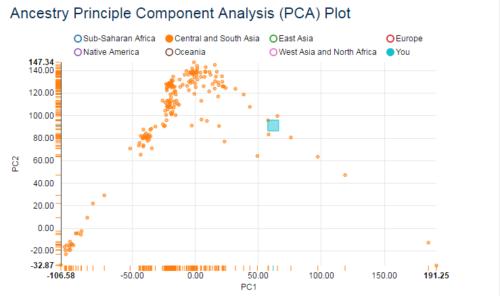 PCA plot 1